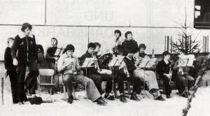 Schulhauseinweihung 1979